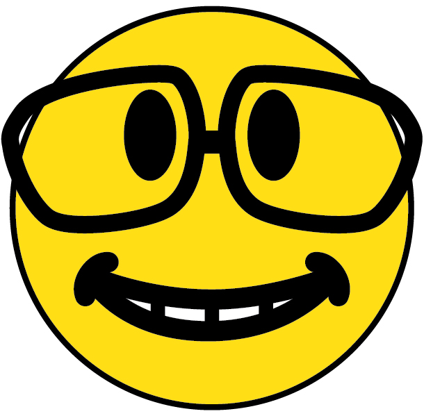610x599 Smileys clipart glass