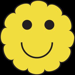 300x300 Sunny Smiley Face Clip Art