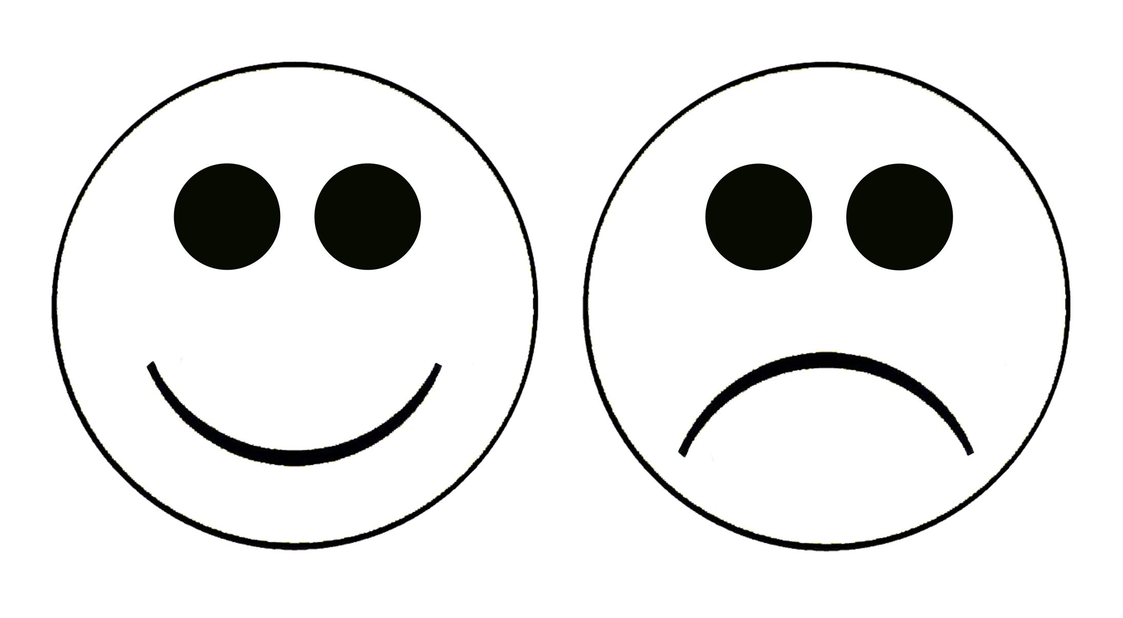 2192x1206 Happy Face Clipart