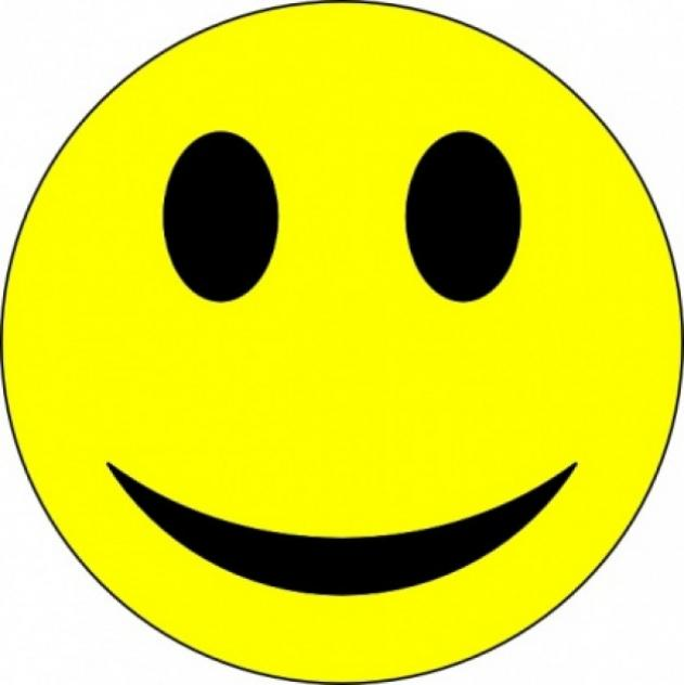 631x632 Smiley Face Clip Art Emotions Free Clipart Images 4