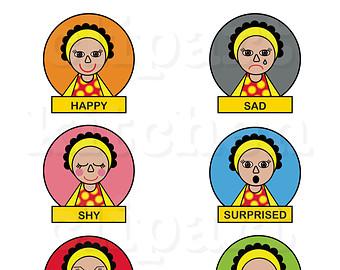 340x270 Top 92 Emotion Clip Art