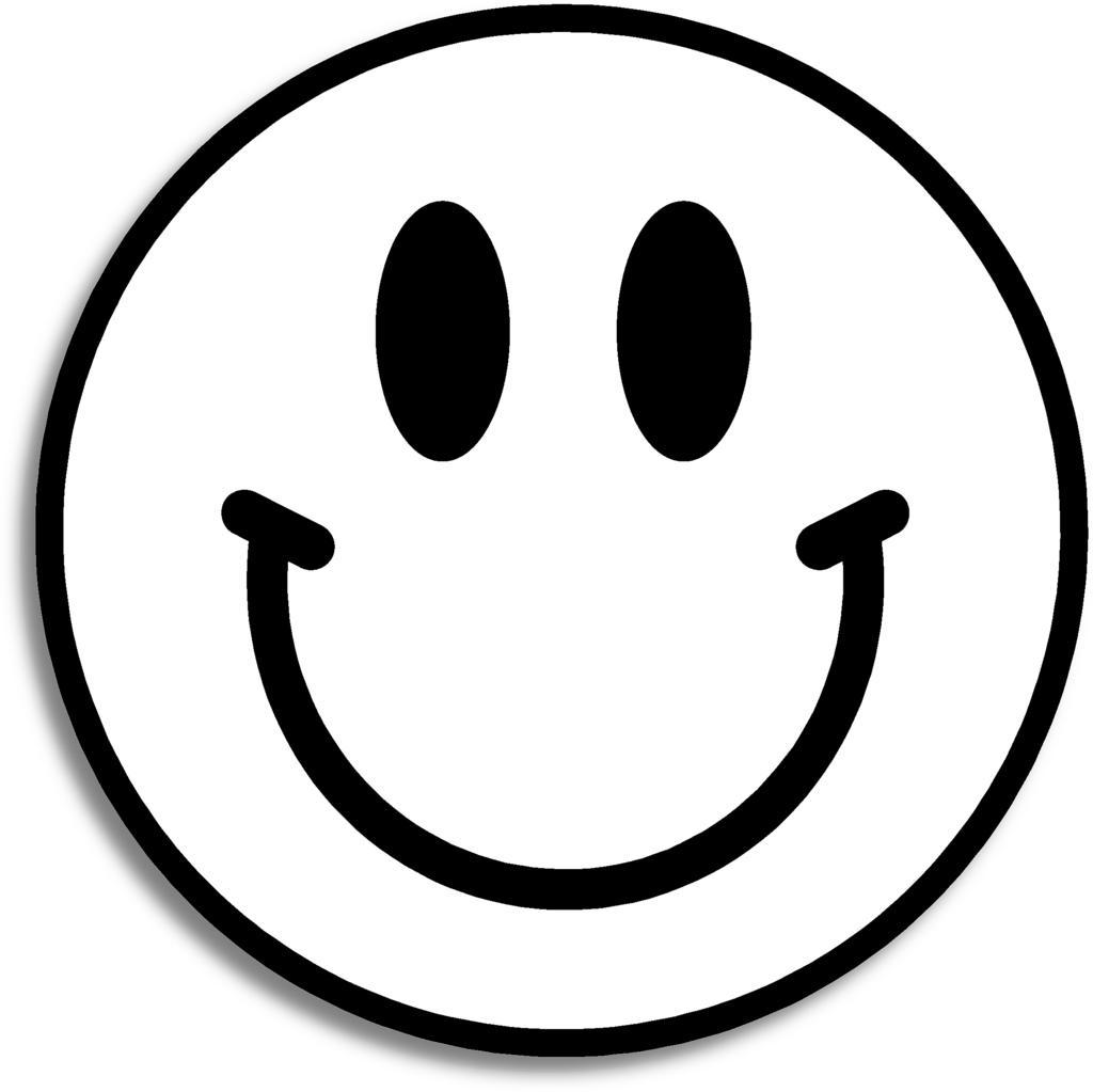 1024x1023 Unique Happy Face Smiley Emotions Clip Art Free Design