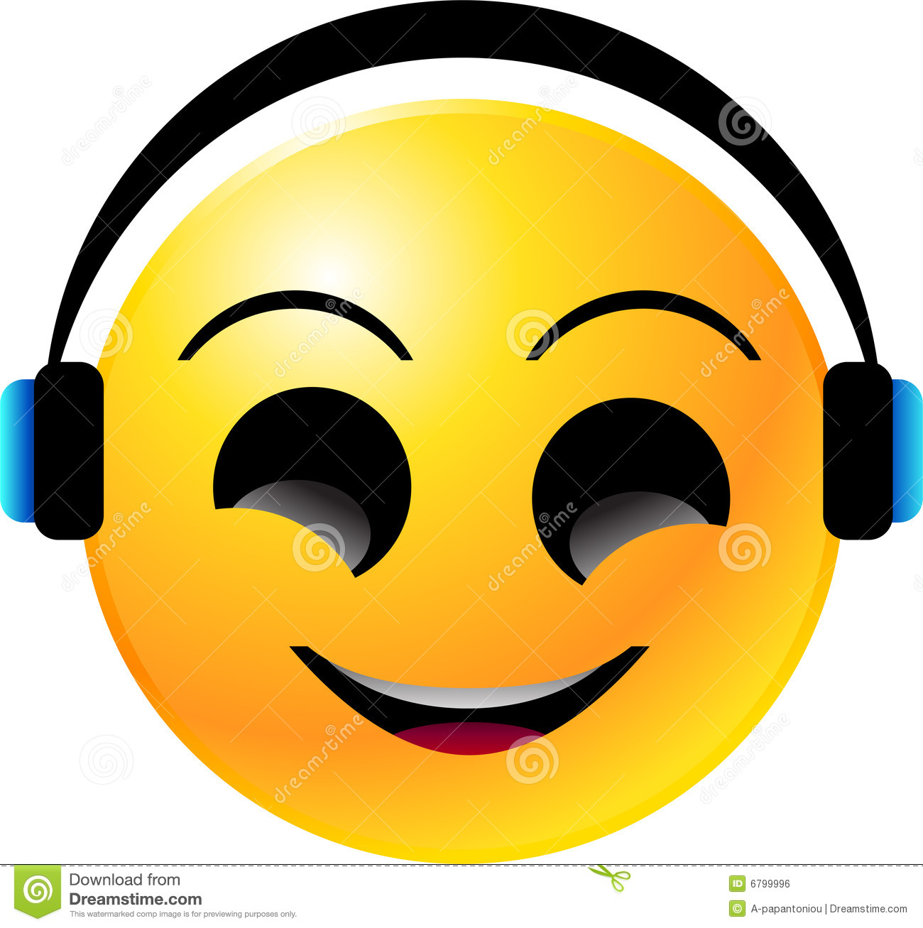 1300x1307 Smileys Clipart Happy Emotion