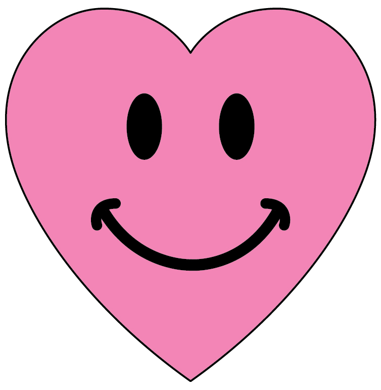 754x771 Smileys Clipart Shapes