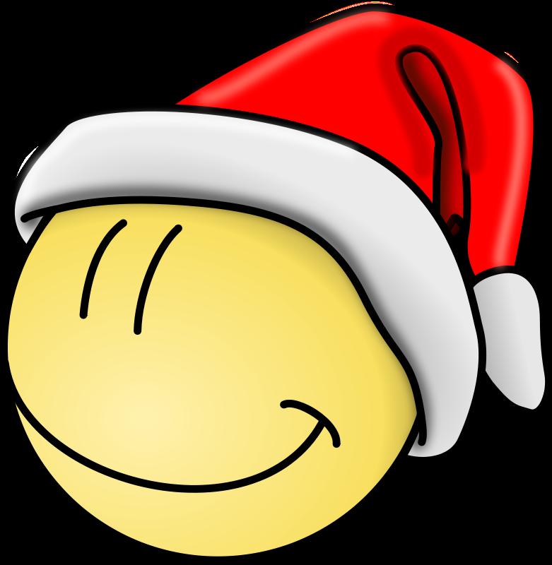 781x800 Winter Smiley Face Clip Art