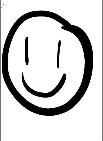 342x470 Drawn Smiley Smiley Face