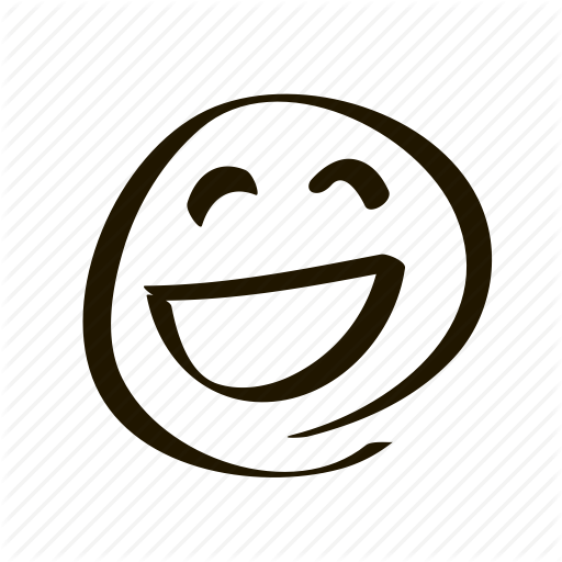 512x512 Cheerful, Cute, Emoji, Emoticon, Happy, Laughing, Smiley Icon