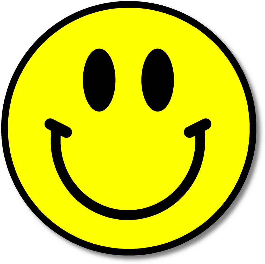 1024x1023 Smiley Face Emotions Clipart