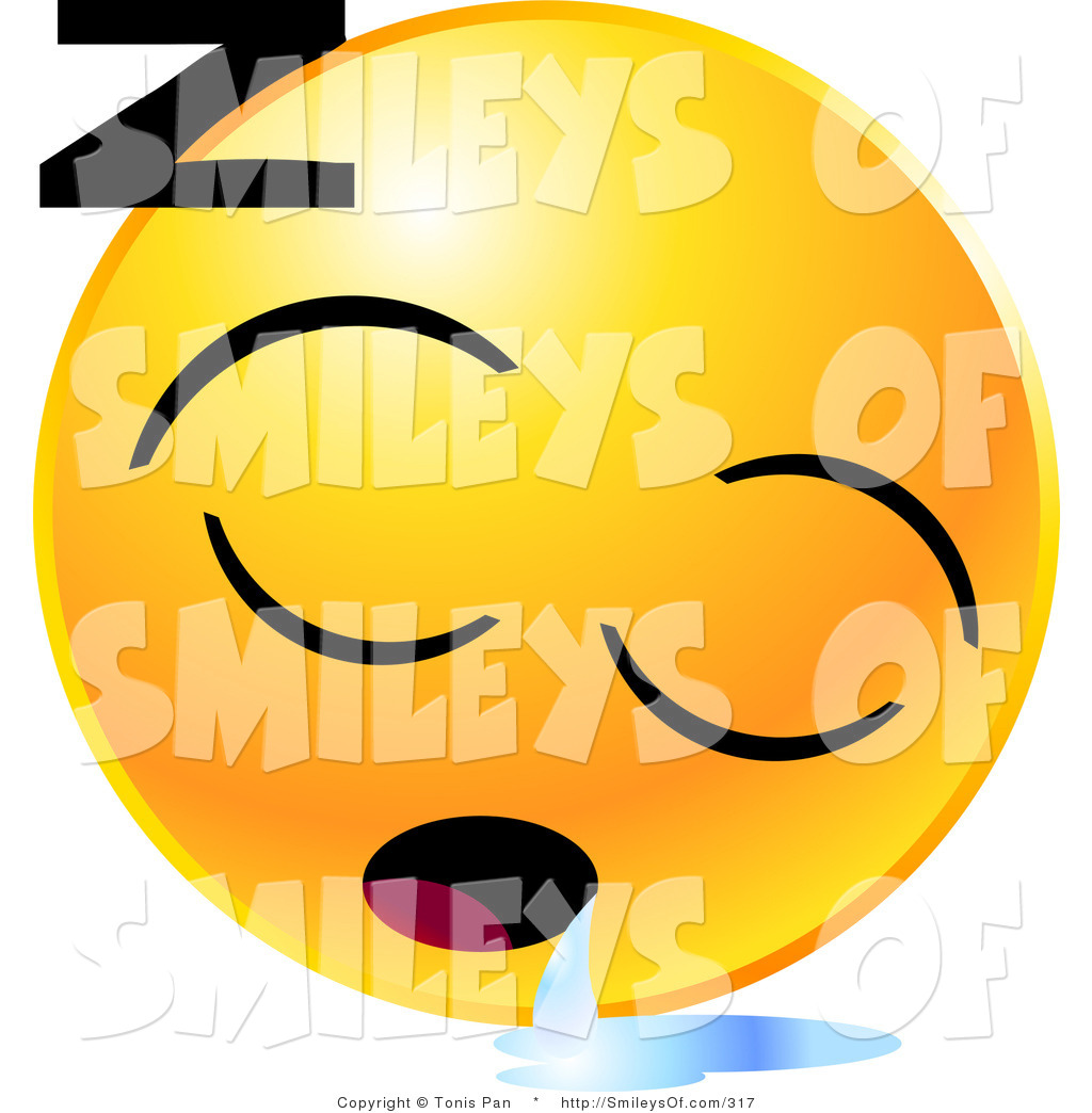 1024x1044 Vector Ofn Yellow Emoticon Face Sleepingnd Drooling