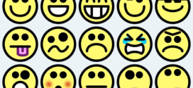 272x125 Smiley Face Clip Art Emotions Clipart Panda