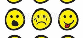 272x125 Smiley Face Emotions Emoji Faces Clip Art And Scared Face
