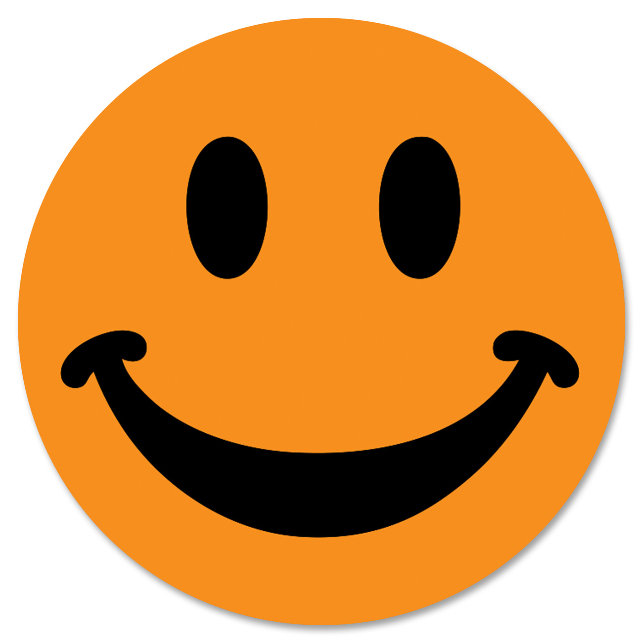 1300x1300 Smiley Face Sad Face Clipart