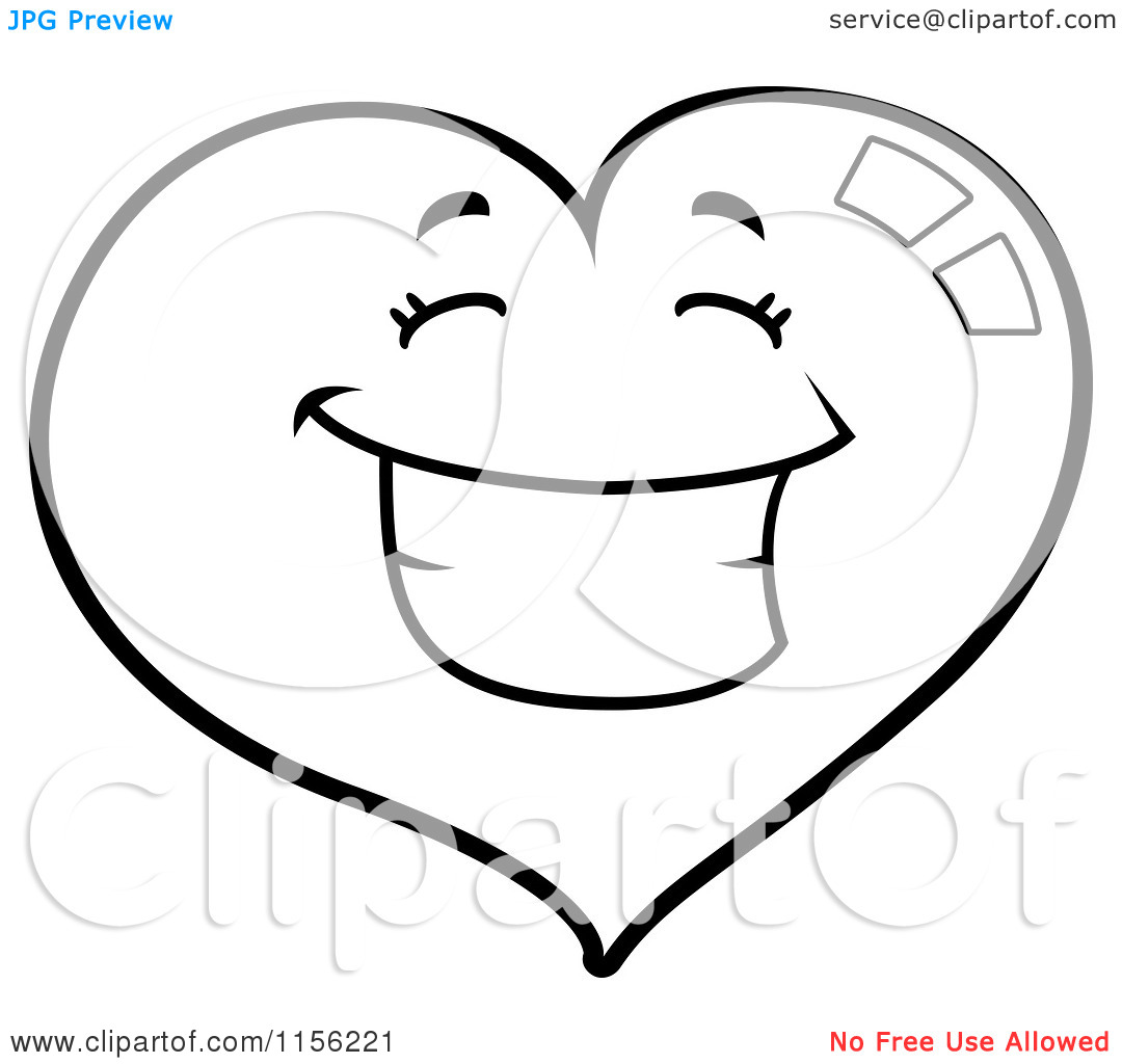 1080x1024 Smiley Face Black And White Clipart Panda