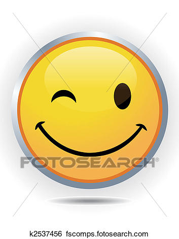 353x470 Stock Illustration Of Yellow Smiley Face K2537456