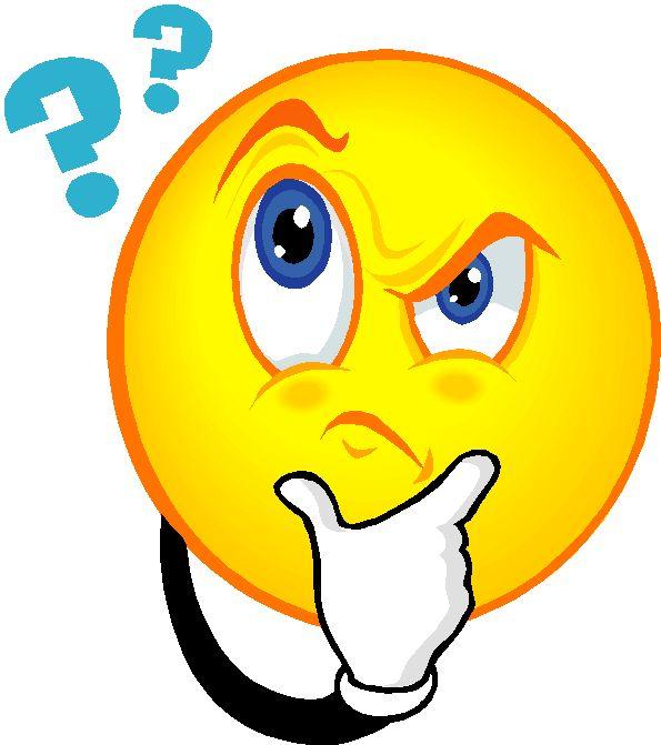 595x671 Question Smiley Face Clip Art (59+)