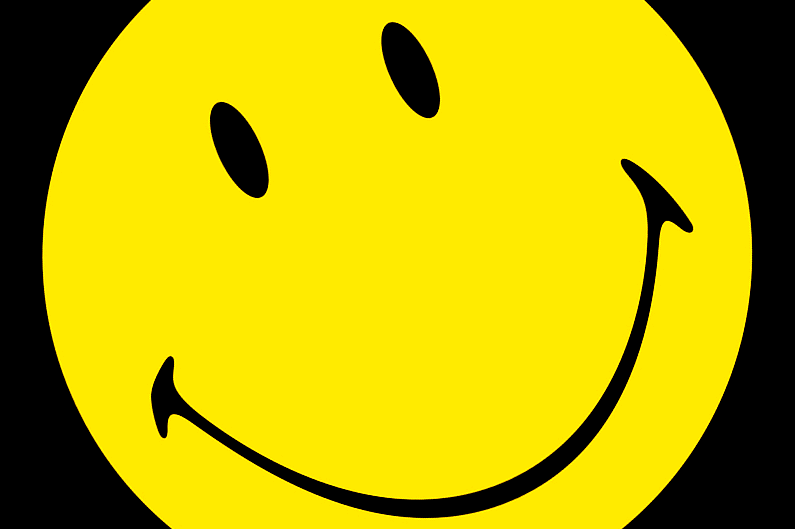795x529 The Smiley Face logo. Design trivia amp history
