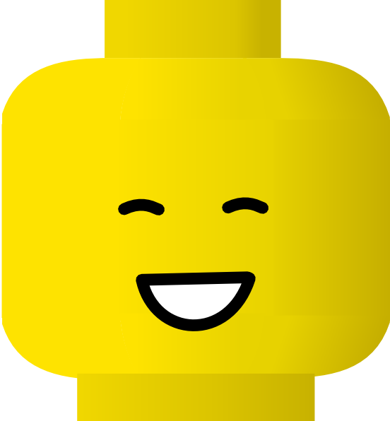 552x596 Lego Clip Art