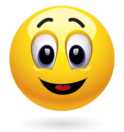 400x425 Happy Smiley Face Happy Smiley Face, Smiley And Face