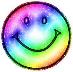 236x233 Blue Green Glitter Smiley Face Myspace Glitter Graphic Comment