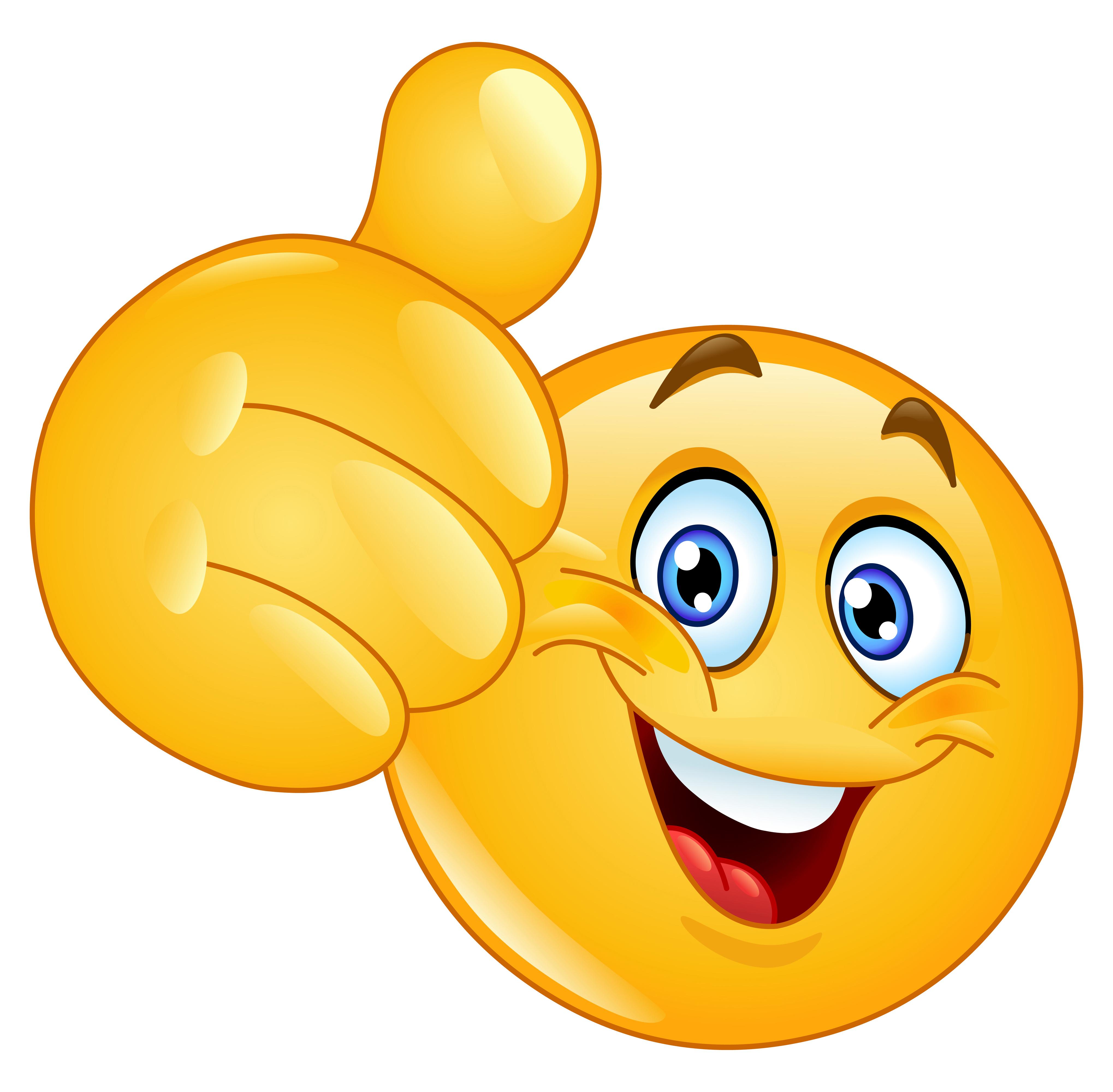 4077x4000 Thumb Up Emoticon Kitty Bucholtz, Author