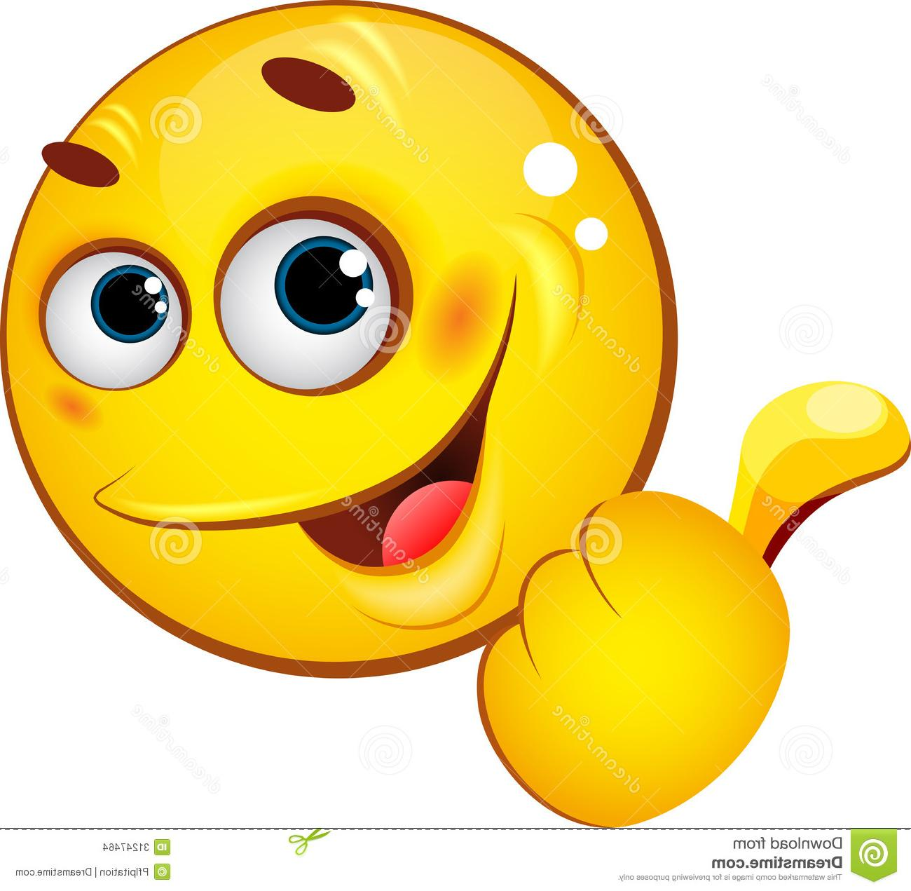 1300x1271 Unique Smiley Face Clip Art Thumbs Up Emoticon Showing Thumb