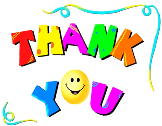 544x422 Happy Face Thank You Clipart