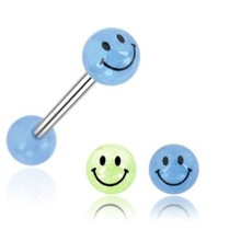 220x220 Smiley Face Tongue Ring, Smiley Face Tongue Ring Suppliers