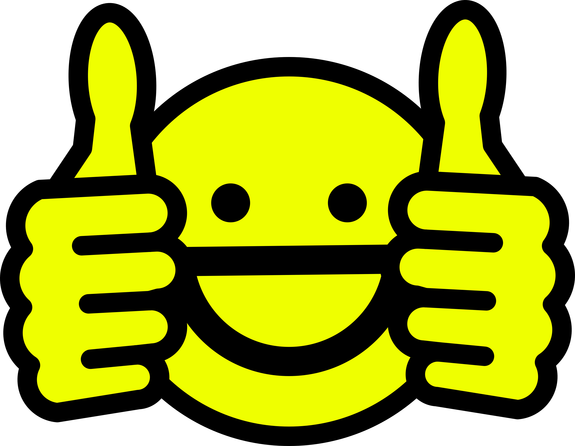 Smiley Face Transparent Background