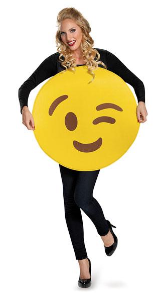 325x585 Emoji Costume, Smiley Face Costume, Emoji Costume