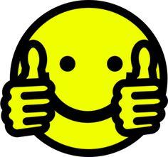 236x221 Smiley Face Clip Art Thumbs Up Clipart Panda