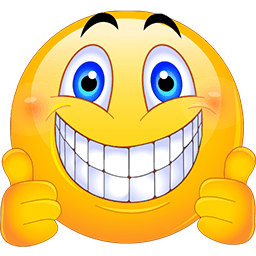 256x256 Thumbs Up Emoticons For Facebook, Email Amp Sms Id  25 Funny