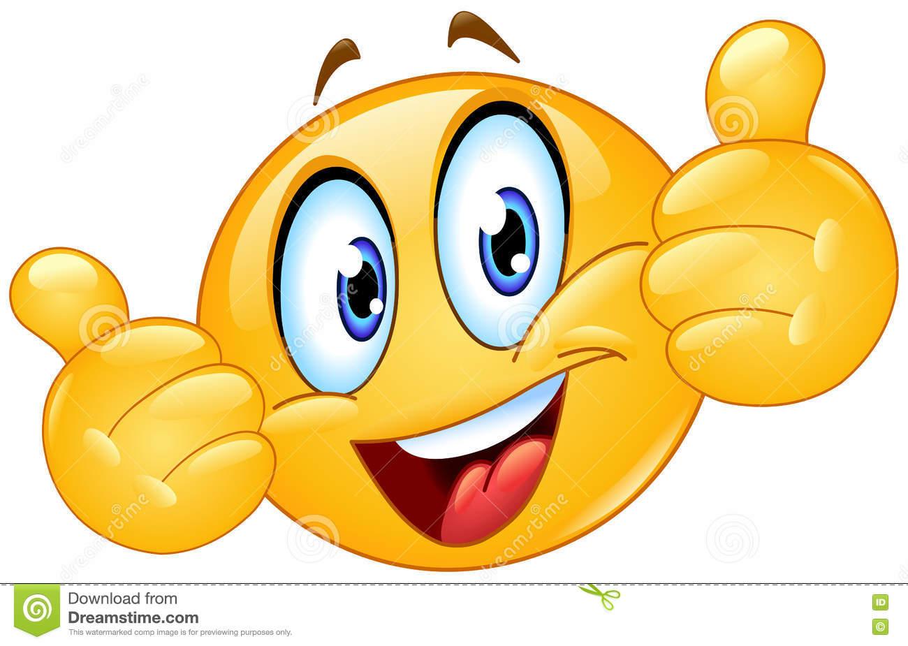 1300x925 Thumbs Up Emoji