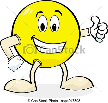450x431 Smiley Face Thumbs Up Clipart Can Stock
