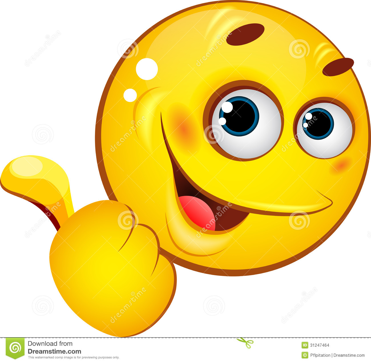 1300x1271 Smiley Faces Thumbs Up