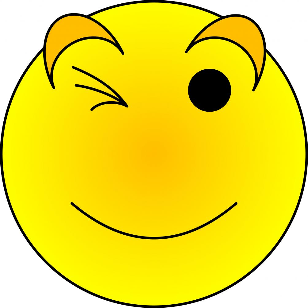 1004x1004 Happy Face Thumbs Up Clip Art Clipart Thumbs Up Smiley Emoticon