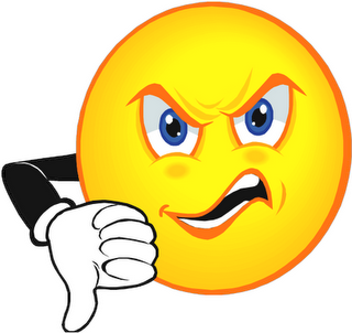 320x302 Smiley Face Clip Art Thumbs Up Thumbs Down