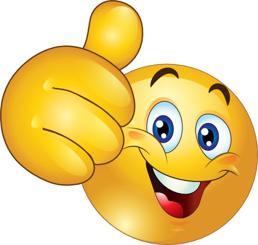 512x486 Free Clipart Thumbs Up