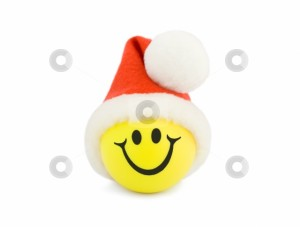 300x227 Christmas Smiley Face Clipart