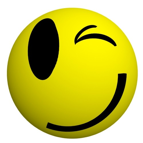 Free Download Best Smiley Faces Wink