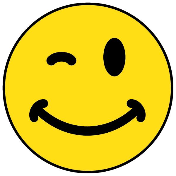 601x601 Winking Emoji Pi5brjrlt Clipart