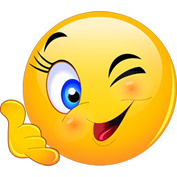 256x256 Call Me Wink Emoticons For Facebook, Email Amp Sms Id  102
