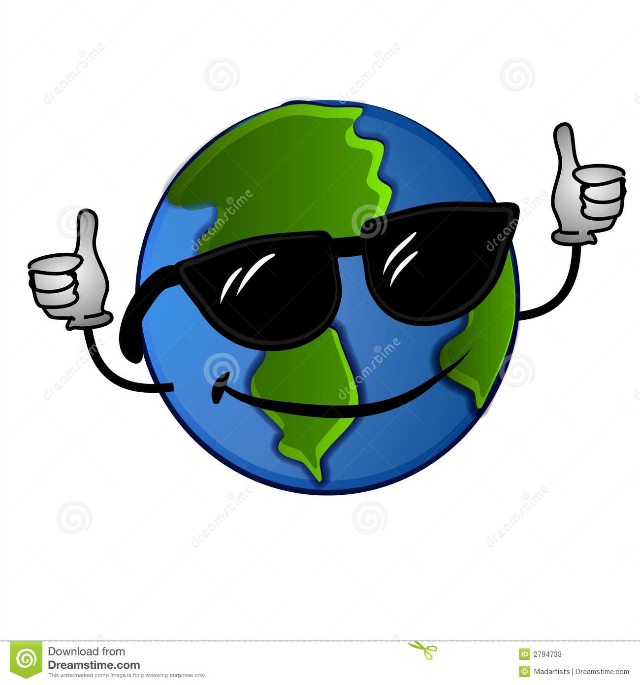 1300x1390 Smiley Clipart Earth