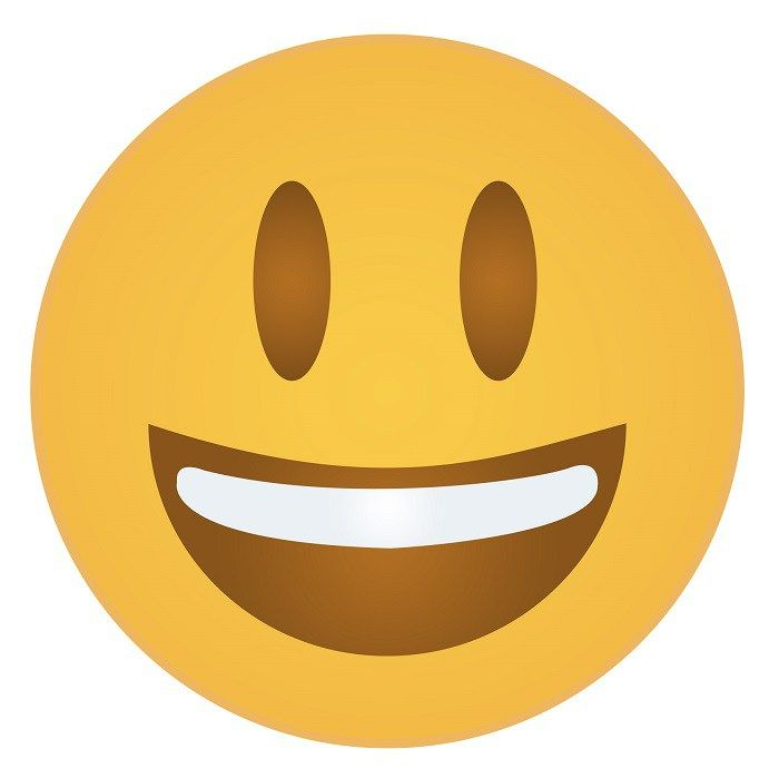 700x700 Best Emoji Happy Face Ideas Happy Face Emoticon