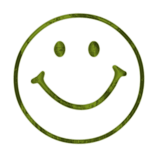 512x512 Happy Smiley Face Icon