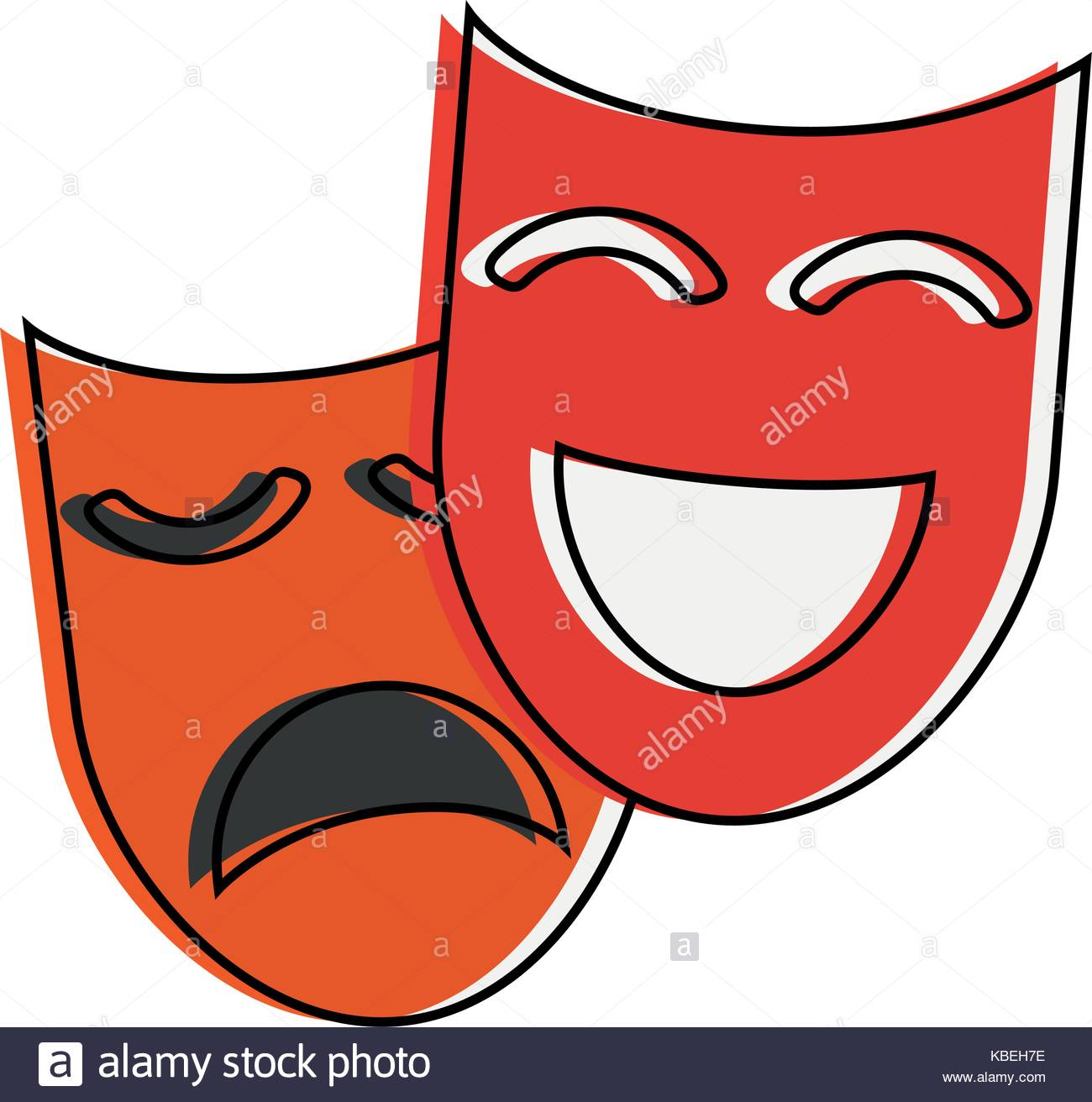 1300x1312 Theatre Masks Happy Sad Stock Photos Amp Theatre Masks Happy