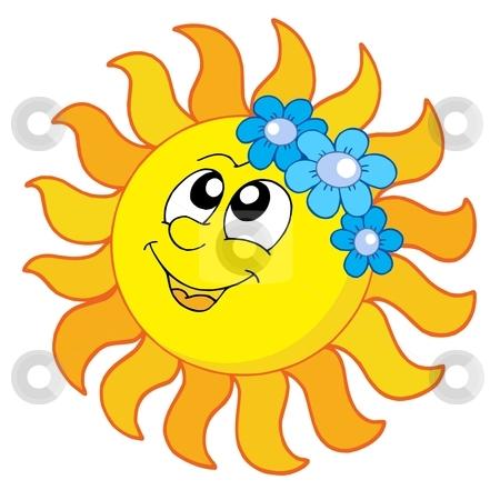 450x450 Clip Art Smiling Sun Cliparts