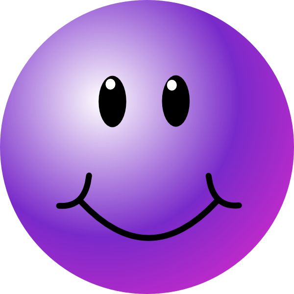 600x600 Smiley clipart animated smiling faces