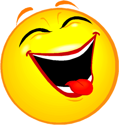 381x400 Laughing Smiley Face Clip Art Free Clipart Images