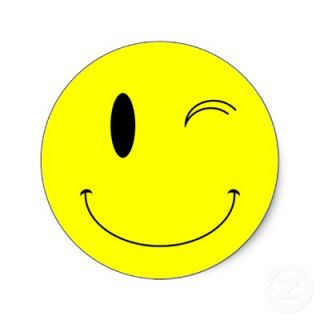 320x320 Smiley Face Sticker Clip Art