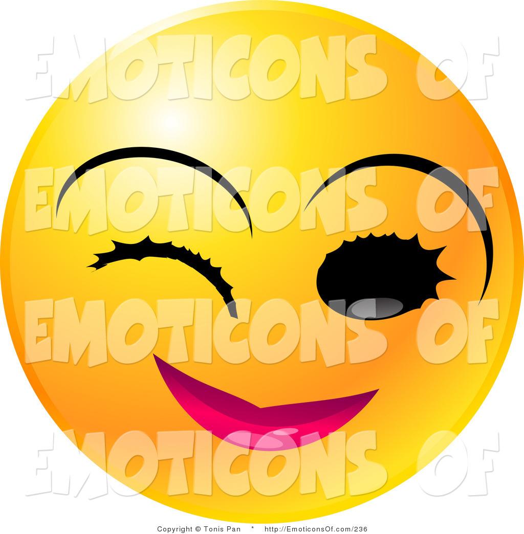 1024x1044 Winking Smiley Face Clip Art Clipart Panda